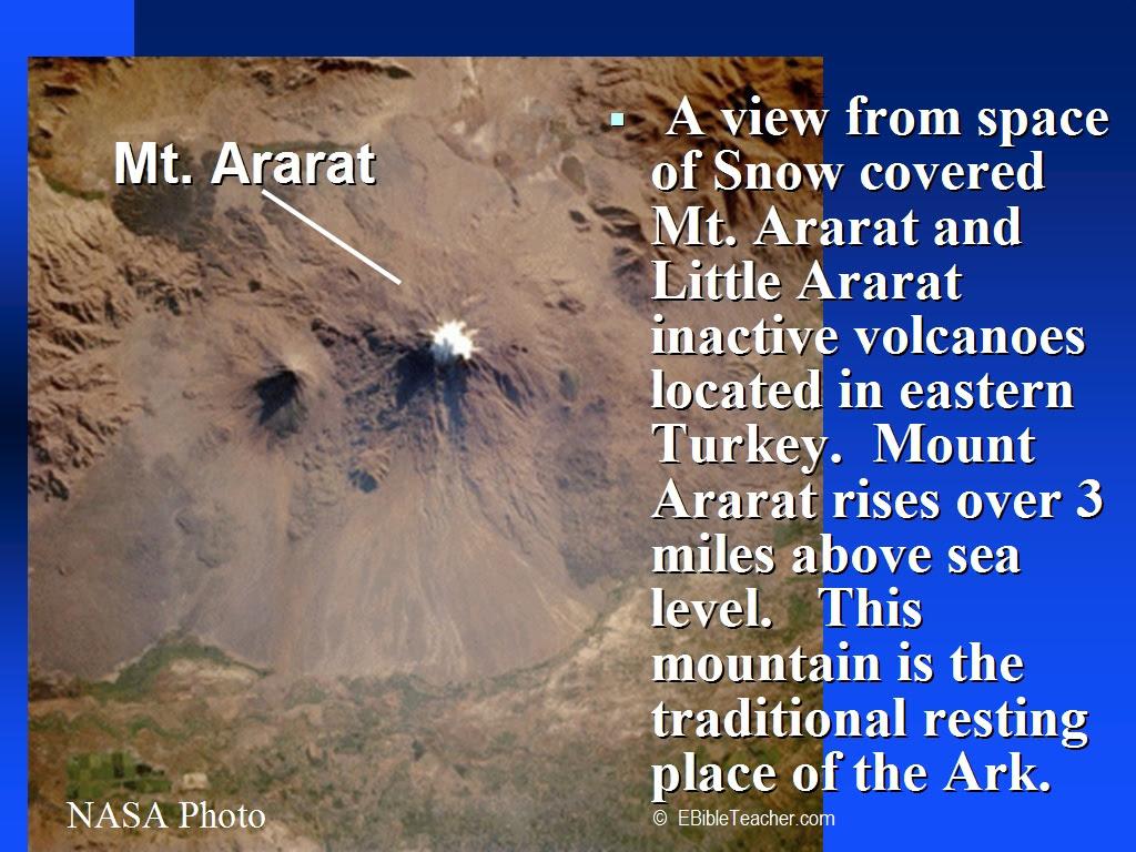 Noahs Ark M. Ararat 1024