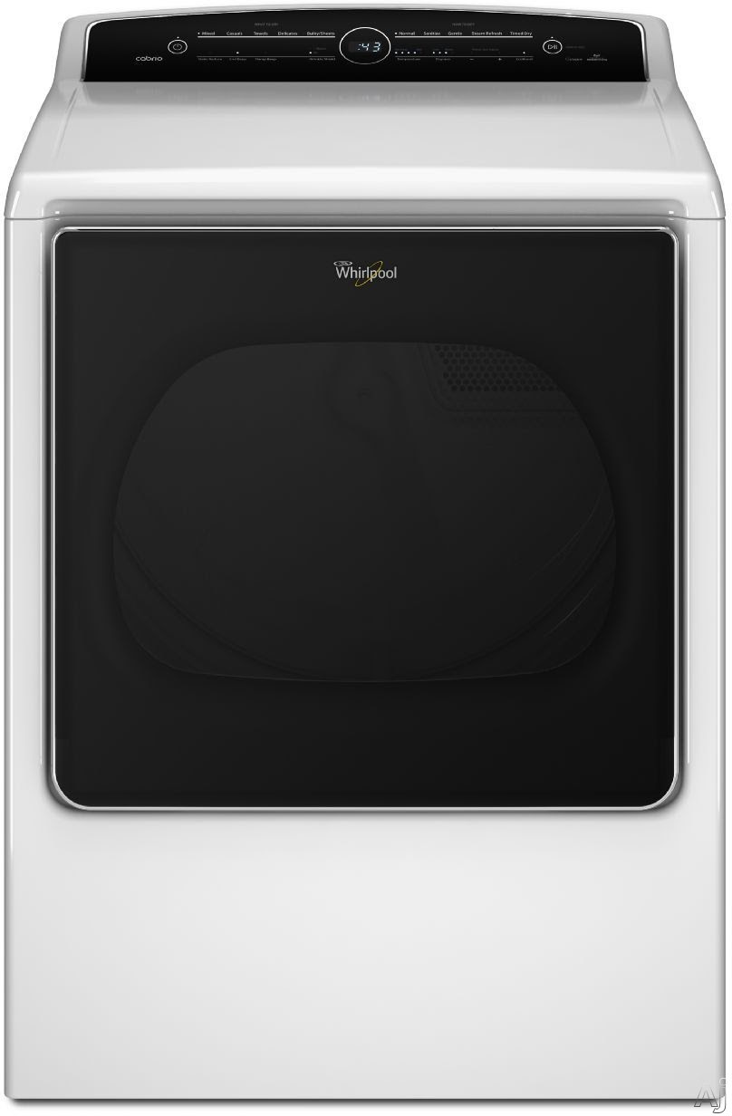 Whirlpool Cabrio Dryer Drum Not Turning