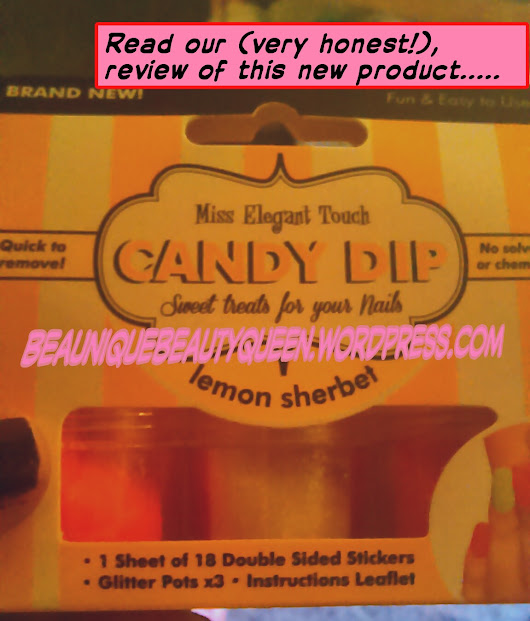 Review of - New!! Candy Dip by Miss Elegant Touch