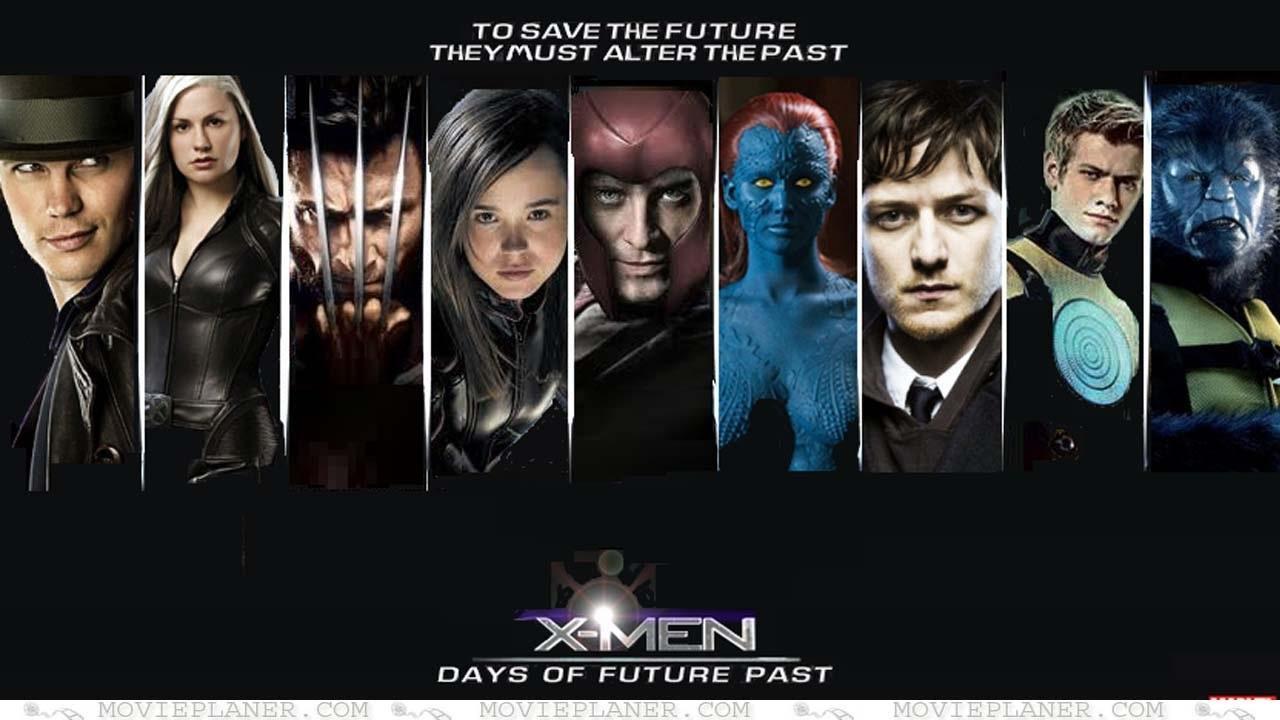 X Men Days Of Future Past Poster Wallpaper Wallpapers Arena