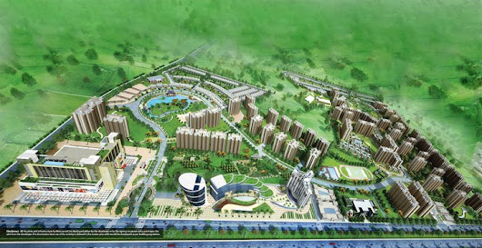 Book Your Home Near Upcoming Noida International Airport - Gaur Yamuna City, Yamuna Expressway | Book Before Prices Take Off