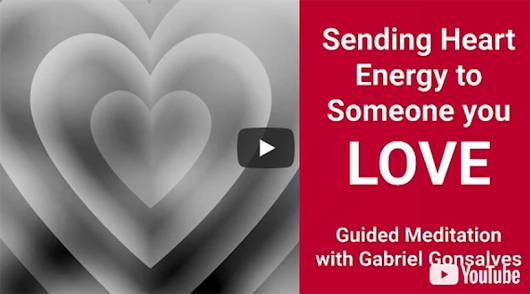Guided Meditation to Radiate Heart Energy to Someone You Love — Purpose Fairy