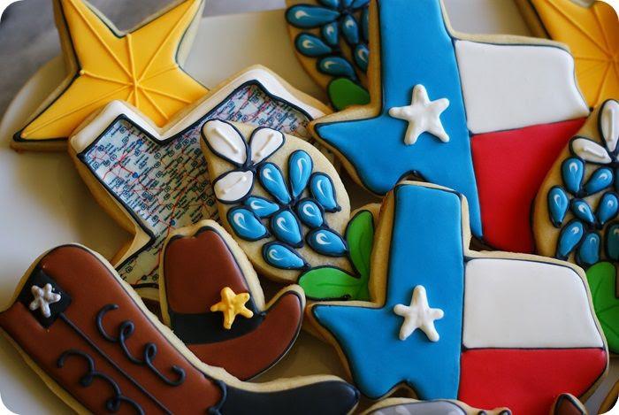 texas cookie tutorial | bake at 350