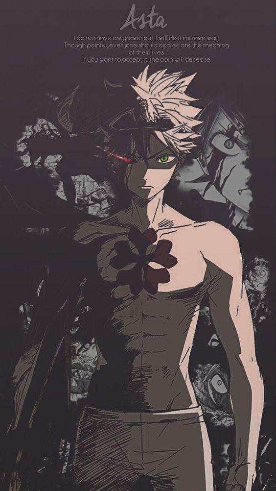 *Asta Demon Form: Black Clover* - anime foto (43431068 ...