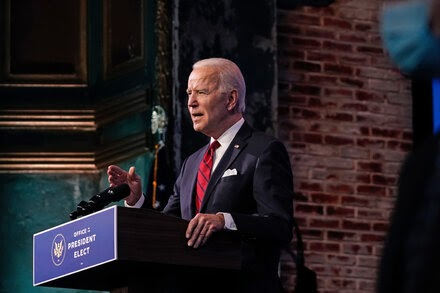 TREND ESSENCE:Biden Seeks Quick Start With Executive Actions and Aggressive Legislation