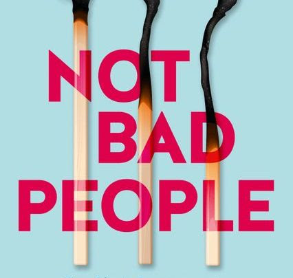 Launch | Not Bad People by Brandy Scott | In-store, Tuesday 26th February, 6-7:30pm