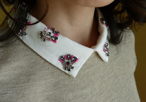 jewel collar