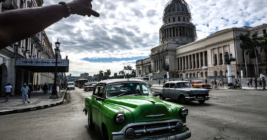 Looser Rules for Travel to Cuba, a Destination Already in Transition   - NYTimes.com