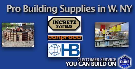 Pro Building Supplies in Rochester, Ithaca and Western NY | Equipment Rental|Tool Rental|Rock Salt|Rochester | Ithaca | NY | | Duke