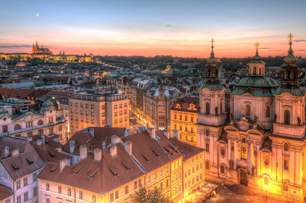 Royal Way   Prague, Czech Republic