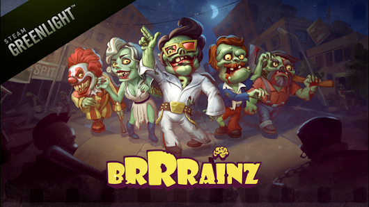 Update 5: Brrrainz Diaries: RTS Mixed Adventure · Brrrainz