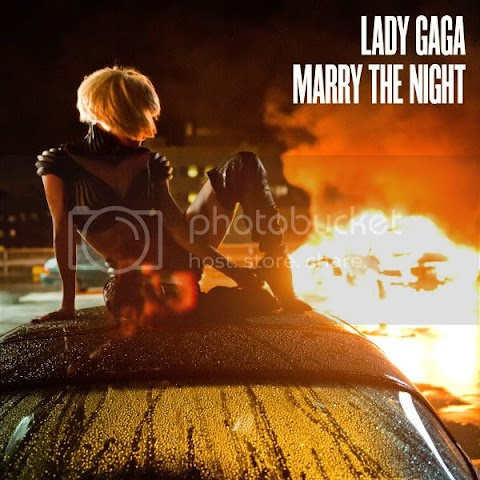 lady gaga svela la copertina ufficiale di marry the night