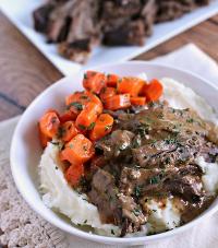 Perfect Sunday Dinner Pot Roast