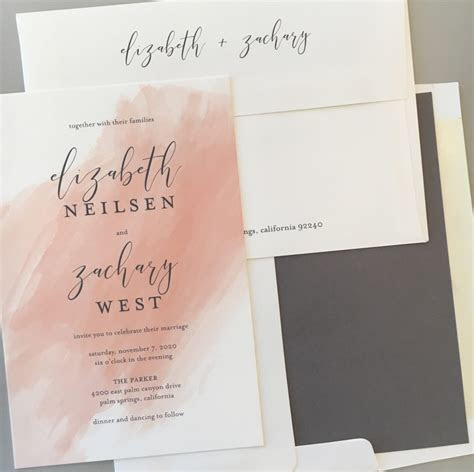 Wedding Invitations, Custom Letterpress and other Fine
