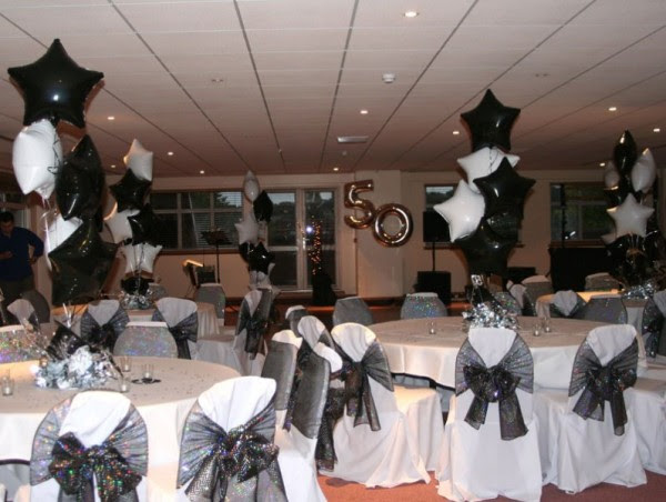 Black White Decorating Ideas For Party Elitflat