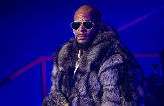 R. Kelly Tour Dates Allegedly Canceled Because of Poor Ticket Sales