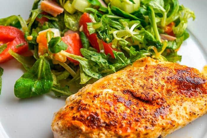 guía de comidas para bajar de peso