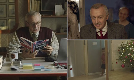 Christmas advert for obscure Polish website becomes surprise hit