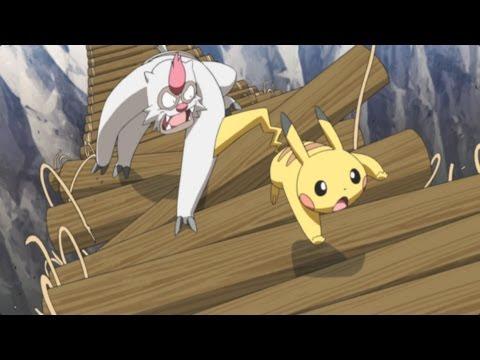 Ya listos los primeros dos episodios de Pokemon Generations