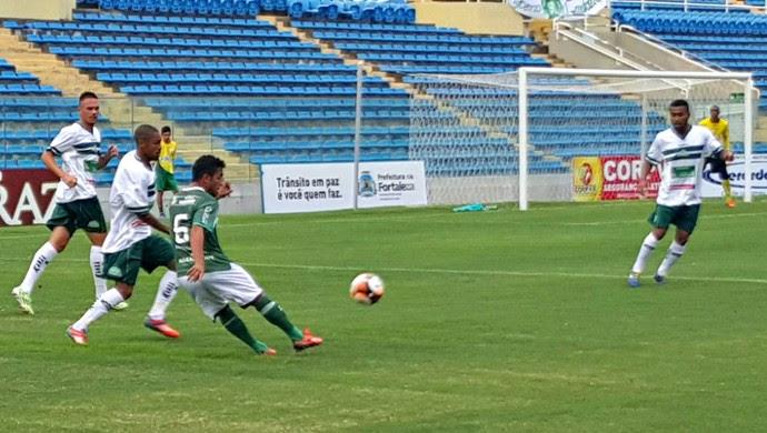 Maranguape X Icasa Campeonato Cearense PV (Foto: Tom Alexandrino/TV Verdes Mares)