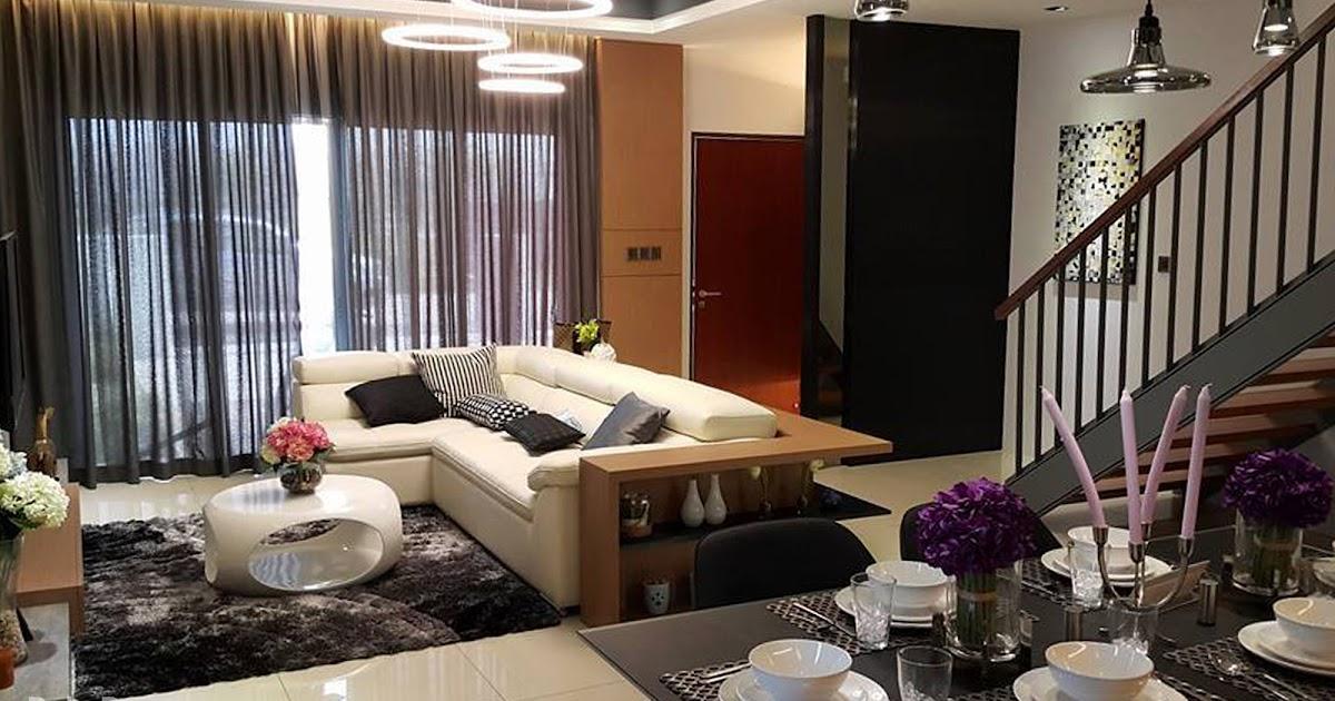 Interior Design Rumah Contoh Teres 2 Tingkat ...
