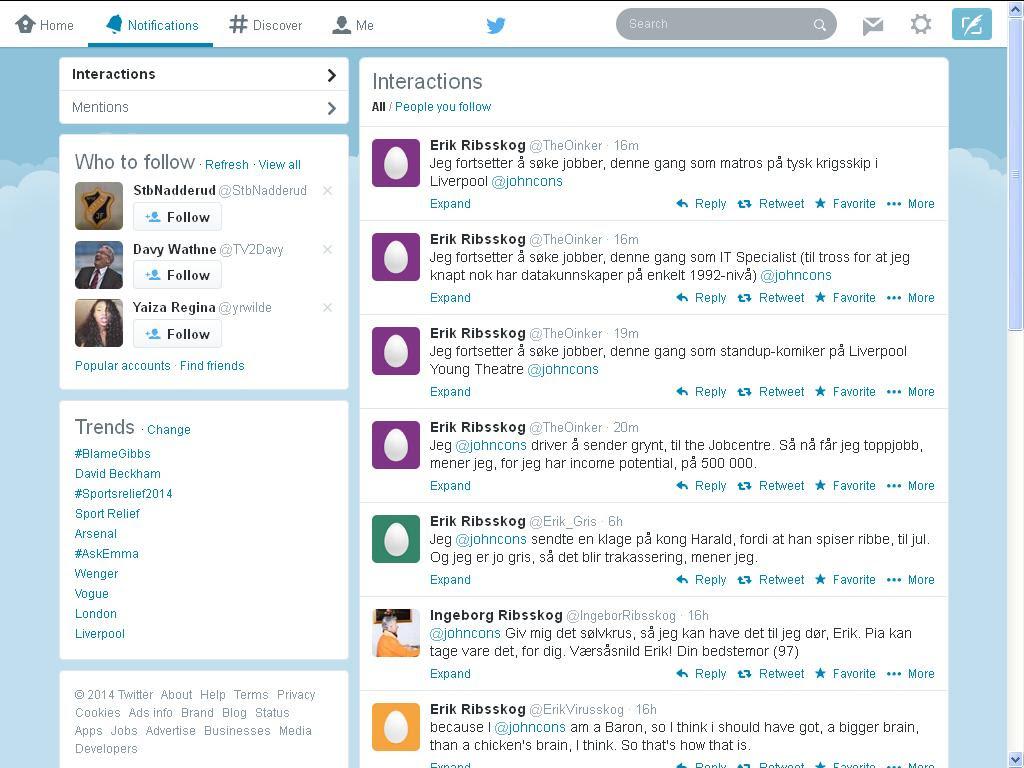 mer tull fra twitter