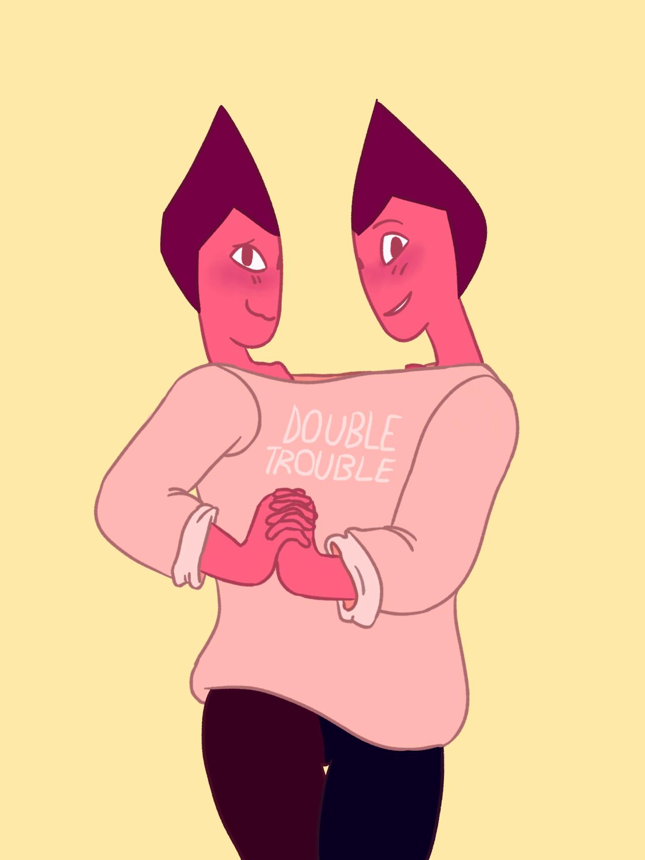twinsies! 👯