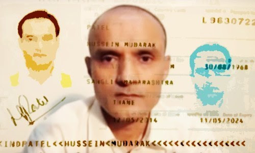 Image result for kulbhushan jadhav in dawn