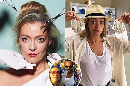TV presenter Cherry Healey talks plastic surgery, Love Island's Megan Barton Hanson – and why the world is nic