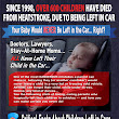 Kids Left in Cars Infographic -- Donate Car to Give2Kids