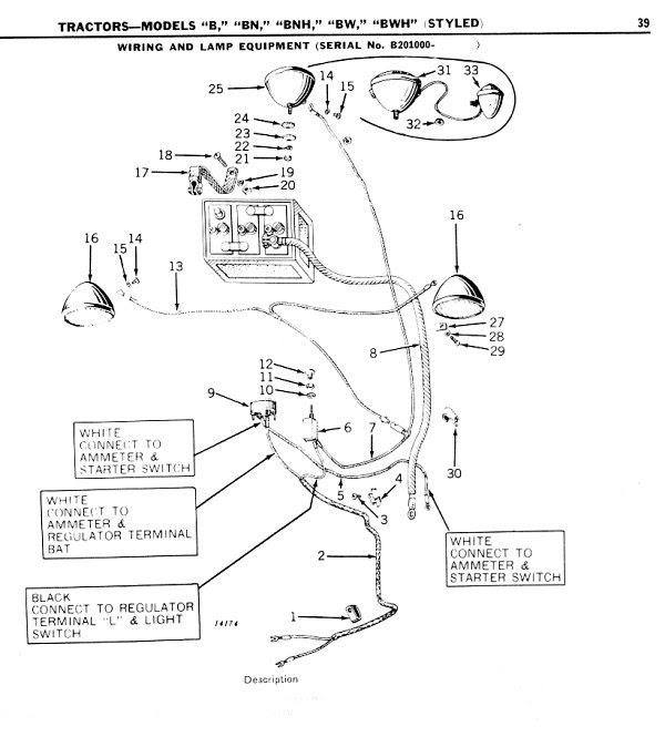 Wiring Diagram For John Deere B - Wiring Diagrams on