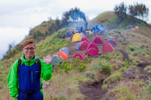 Hiking Package Mount Rinjani Lombok Island Indonesia