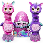 "Hatchimals Wow Llalacorn 32"" Tall Interactive with Re-Hatchable Egg Styles Vary"