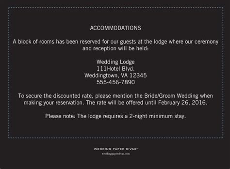 Help: Save the Date/Accommodations Wording (with poll)