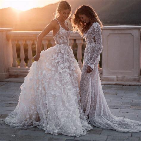 25 Most Worthwhile Elegant and Romantic Lace Wedding