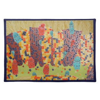 Corn Maidens Placemat