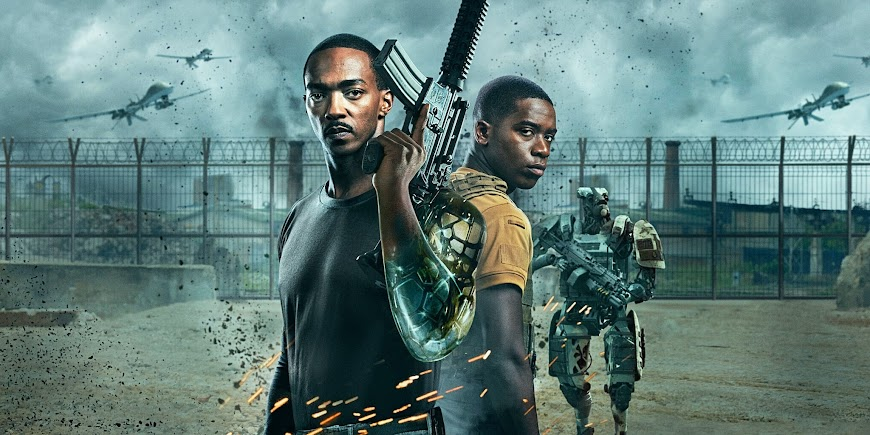 Outside the Wire (2021) FULL HD Movie HD English Full Download