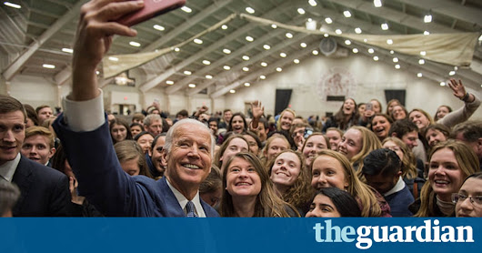 Joe Biden: I regret not running for president – because I could have won | US news | The Guardian
