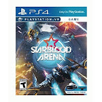PlayStation 4 StarBlood Arena VR - PlayStation 4 exclusive - ESRB Rated T - Shooter game - Pilot 1 of 9 distinct ships - Outmaneuver your opponent i