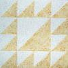 gold sawtooth square