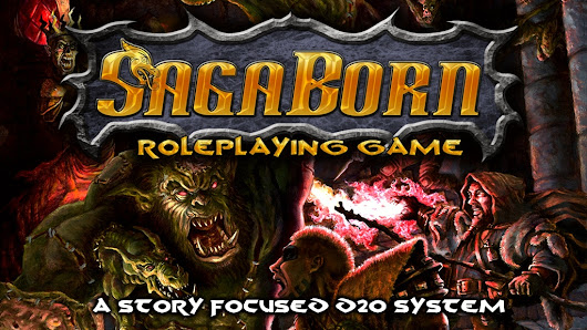 Update 12: 45 hours to go! · SagaBorn Roleplaying Game