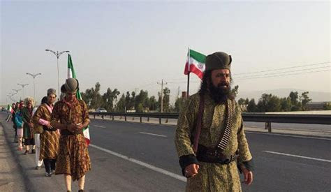 Ethnics set off journey to celebrate Persian Gulf national