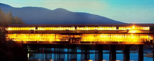 Cedar Street Bridge Public Market - Sandpoint, Idaho shopping and dining