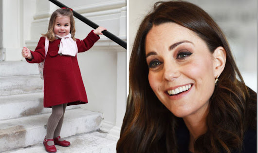 Kate Middleton: Princess Charlotte already speaks this second language with Prince William
