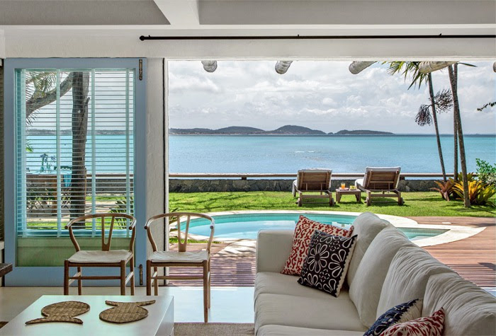 Dream Beach House In Brazil 3