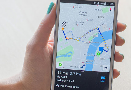 HERE it comes: Nokia's excellent mapping software arrives on Android —   Tech News and Analysis