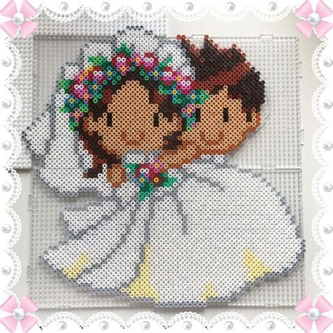 1000  images about Cute Perler Bead Creations on Pinterest