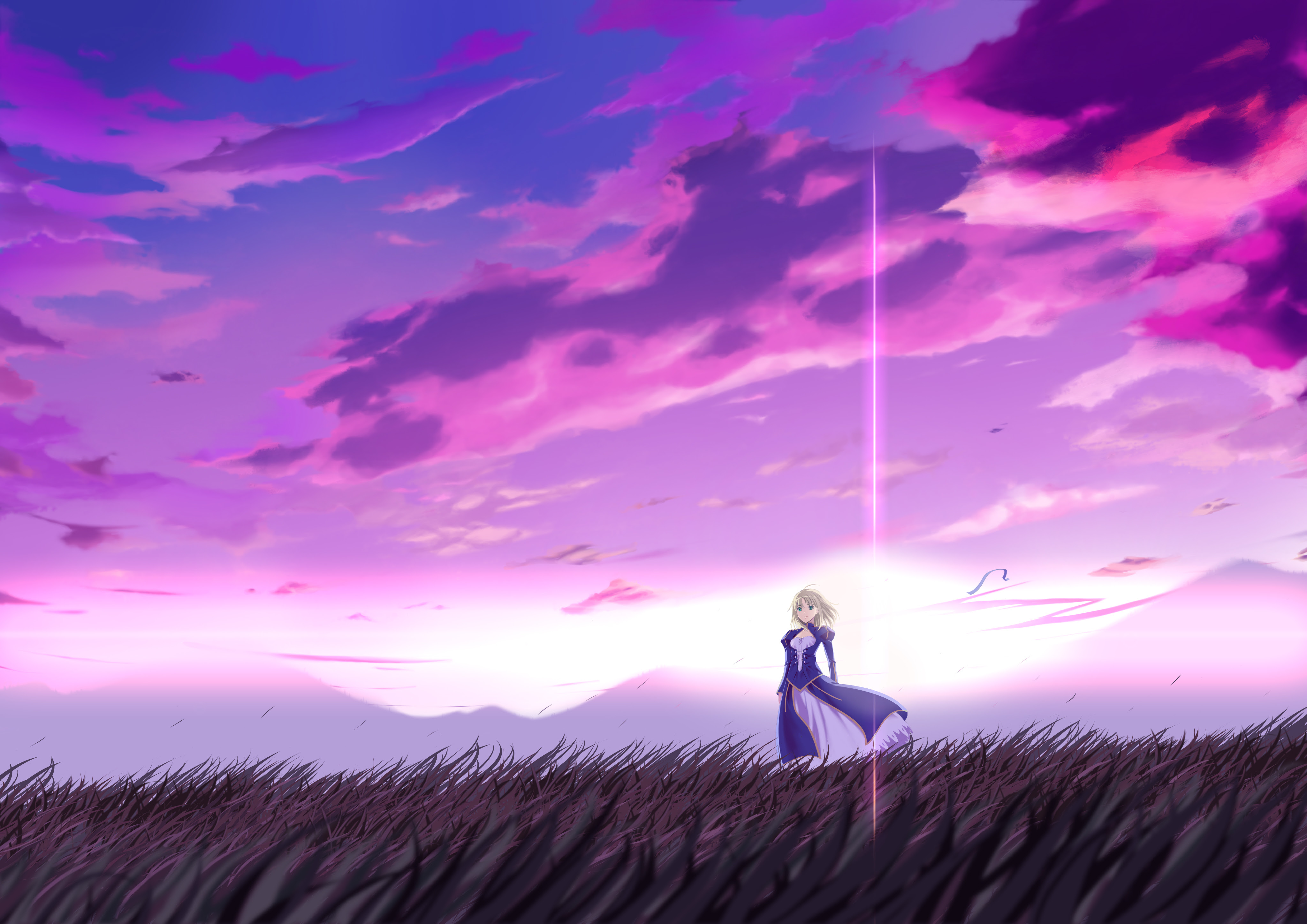 Anime Fate Stay Night 4k, HD Anime, 4k Wallpapers, Images ...