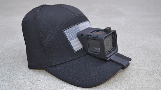 SIDEKICK Mounts® for GoPro® BeHD® and SJCamHD®