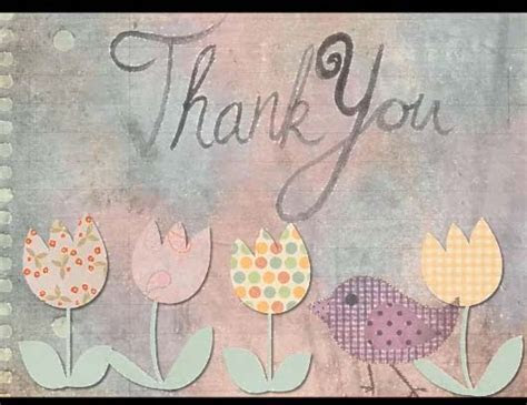 A Thank You Note For You. Free Inspirational eCards